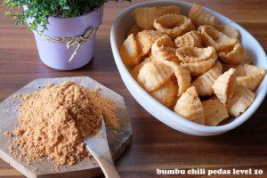 chili pedas level 10 makanan (lagi)