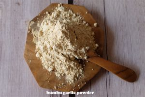 garlic powder (lagi)