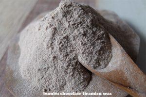 chocolate tiramisu seas
