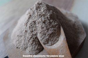 chocolate tiramisu seas (lagi)