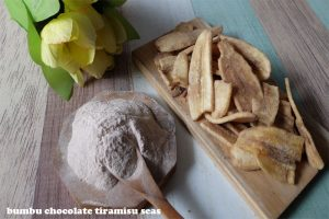 chocolate tiramisu seas makanan (lagi)