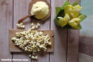 durian seas makanan (lagi)