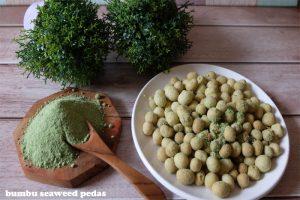 seaweed pedas makanan