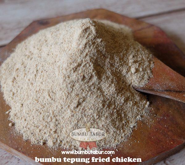 Tepung Fried Chicken