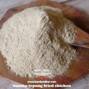 Tepung Fried Chicken