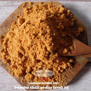 Chili Super Pedas Lvl 15