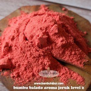 Balado Aroma Jeruk Level 2