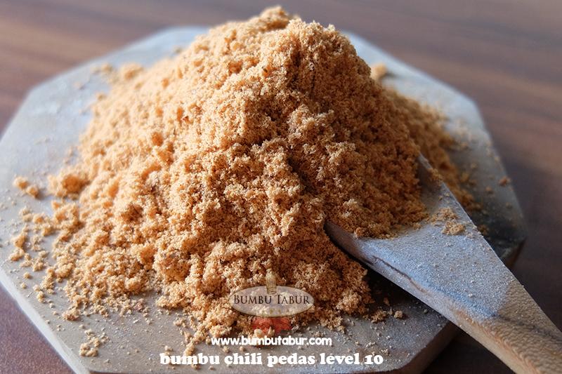Chili Super Pedas Level 10