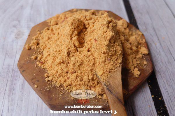 Chili Super Pedas Level 3