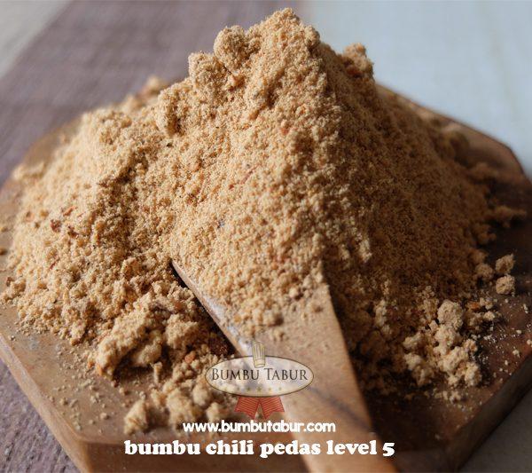 Chili Super Pedas Level 5