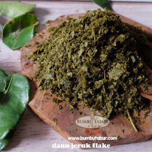 Daun Jeruk Flake