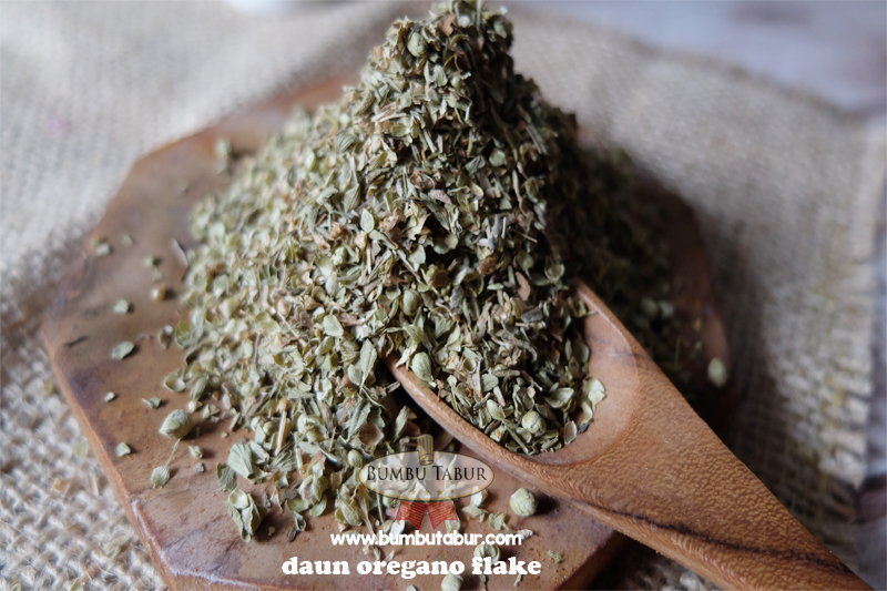 Daun Oregano Flake