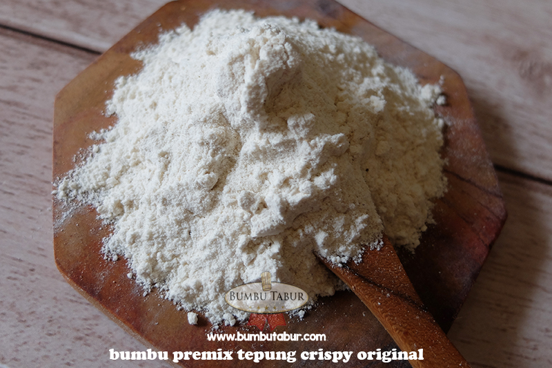 Tepung Crispy Premix Original