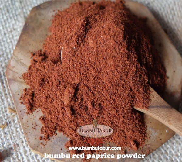 Red Paprica Powder