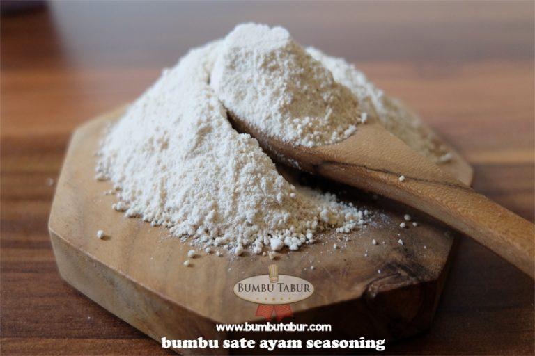 Sate Ayam Seasoning
