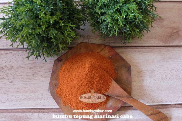 Tepung Marinasi Cabe