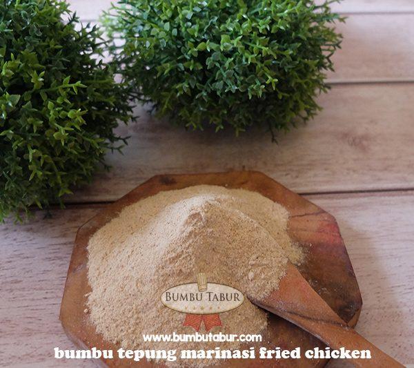 Tepung Marinasi Fried Chicken