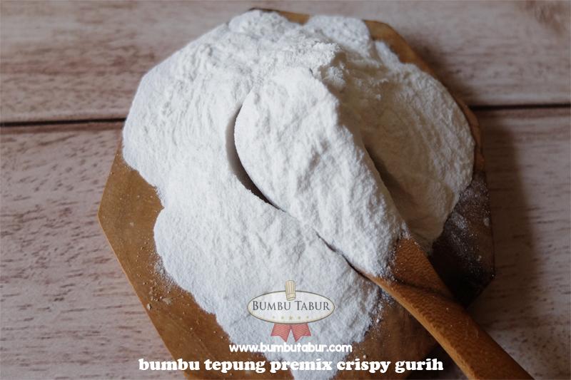 Tepung Crispy Premix Gurih
