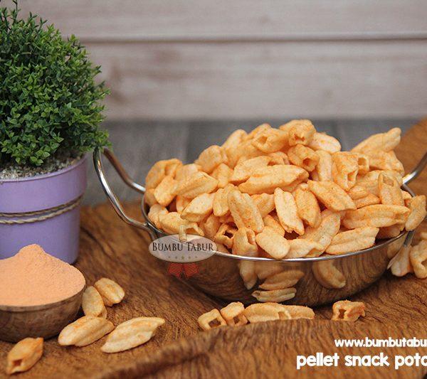 pellet potato makanan lagi