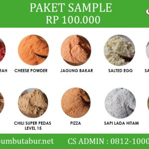 paket sampleE